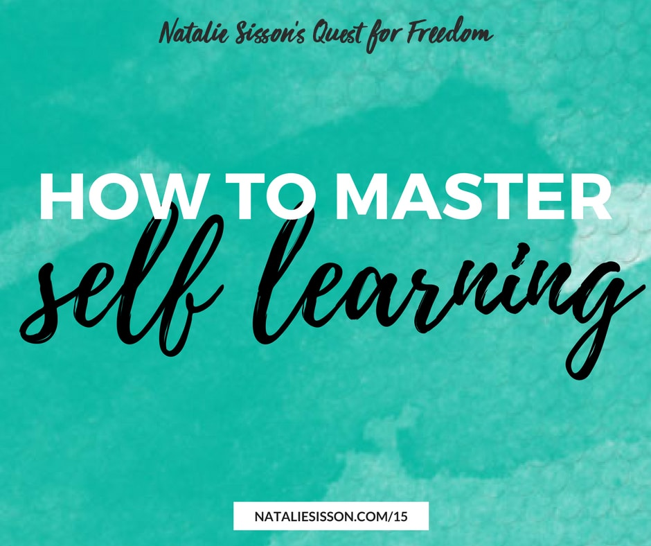 How to master self learning