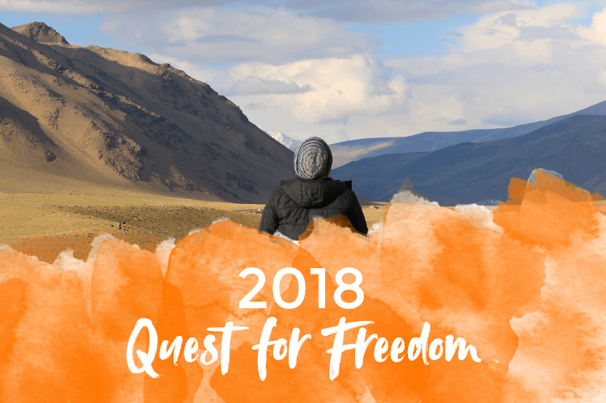 2018 Quest for Freedom