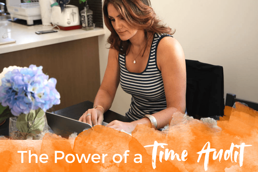 The Power of a Time Audit