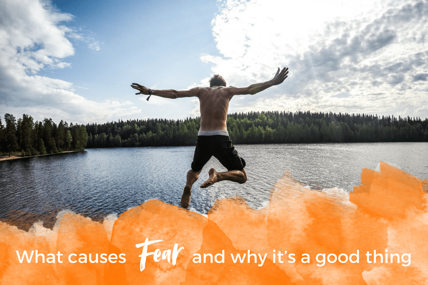 What Causes Fear and Why It's a Good Thing