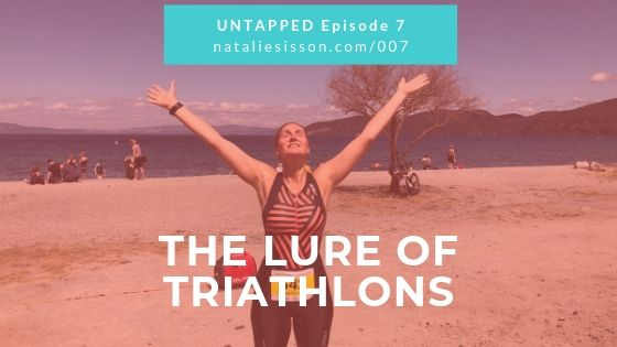 The lure of triathlons