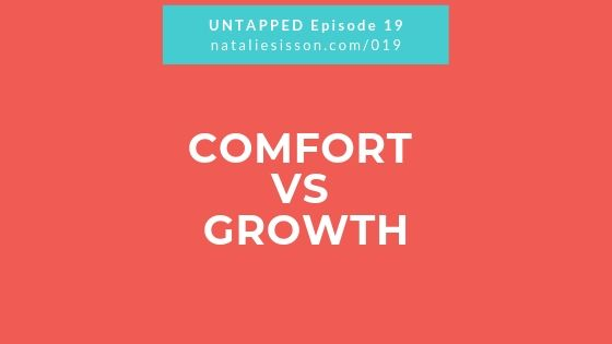 Comfort vs Growth