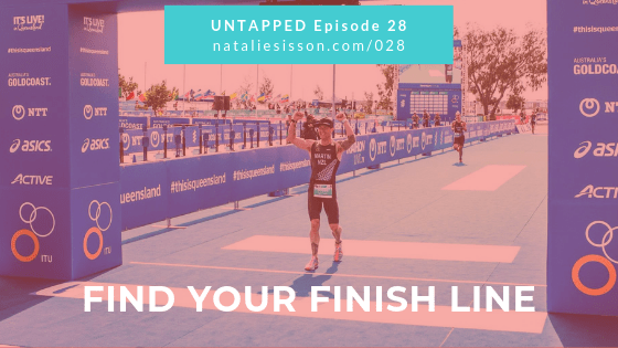Find Your Finish Line with Nathan Martin