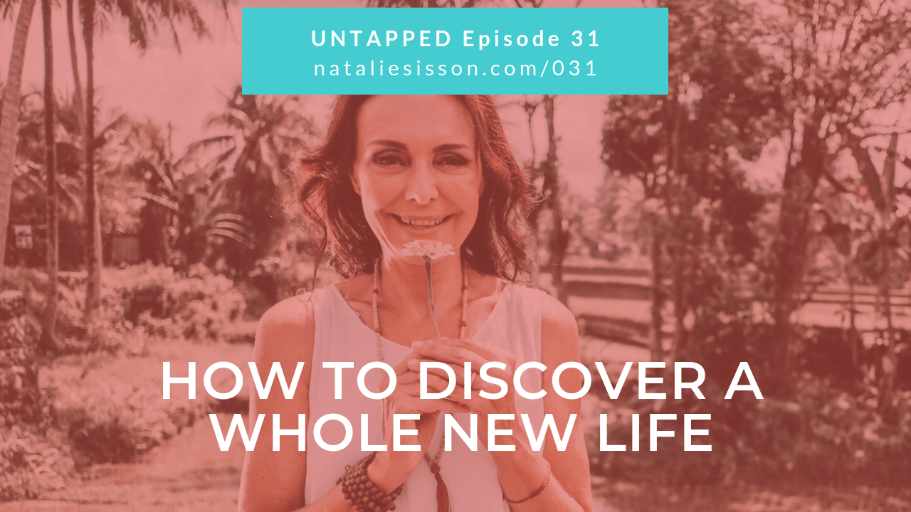 How to Discover a Whole New Life with Lucia Gionvannini