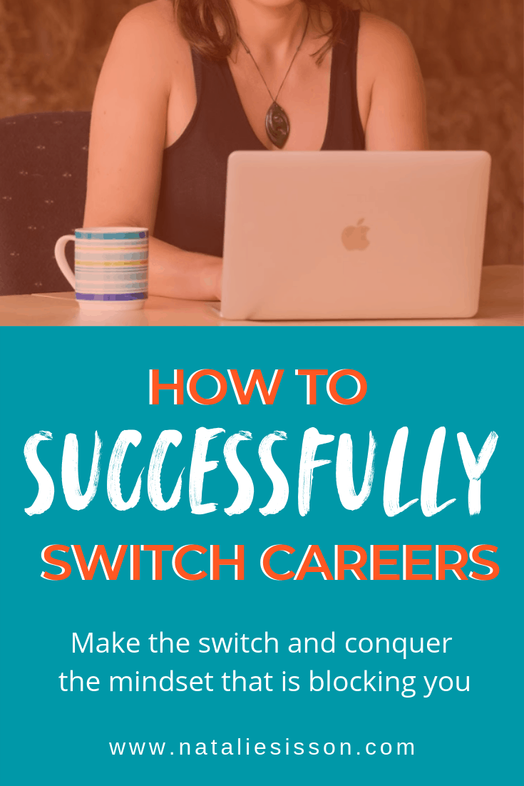 How to switch careers