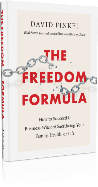 freedom formula book 318 - How to Succeed in Business without Sacrificing Everything