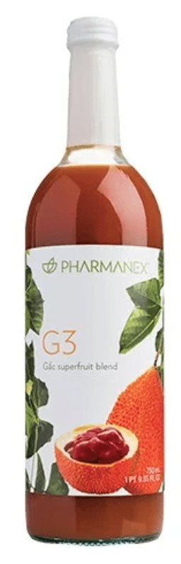 G3 Superfruit Juice NuSkin Natalie Sisson