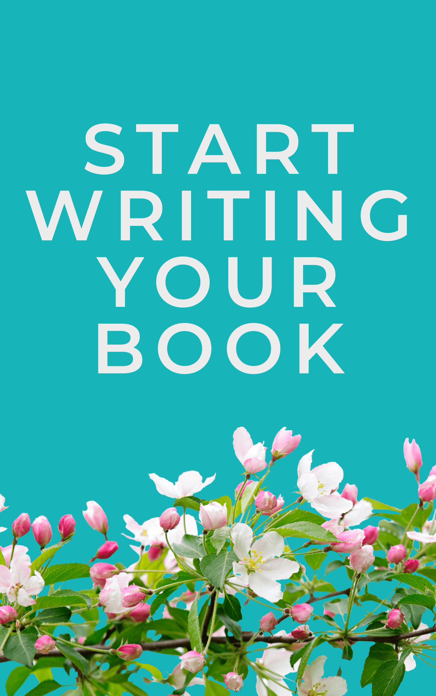Start Writing Your First Book