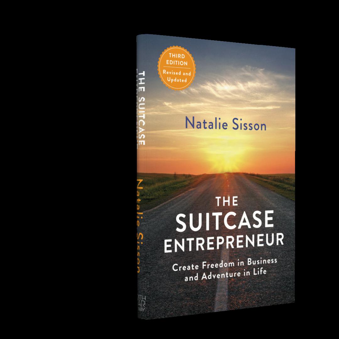 Suitcase Entrepreneur Book Cover
