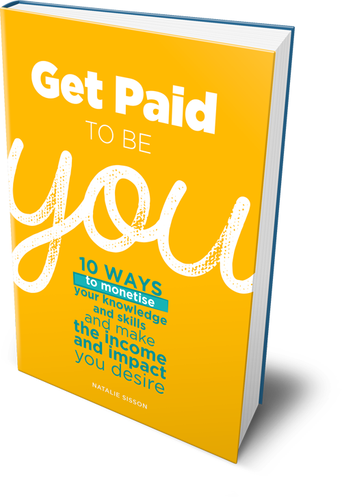 Get Paid to be You book