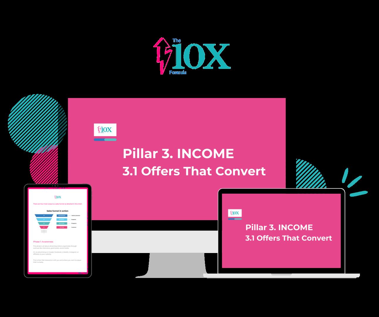 3 INCOME 3.1 Mockup