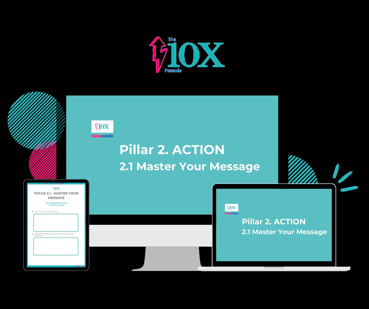 2 ACTION 2.1 Mockup