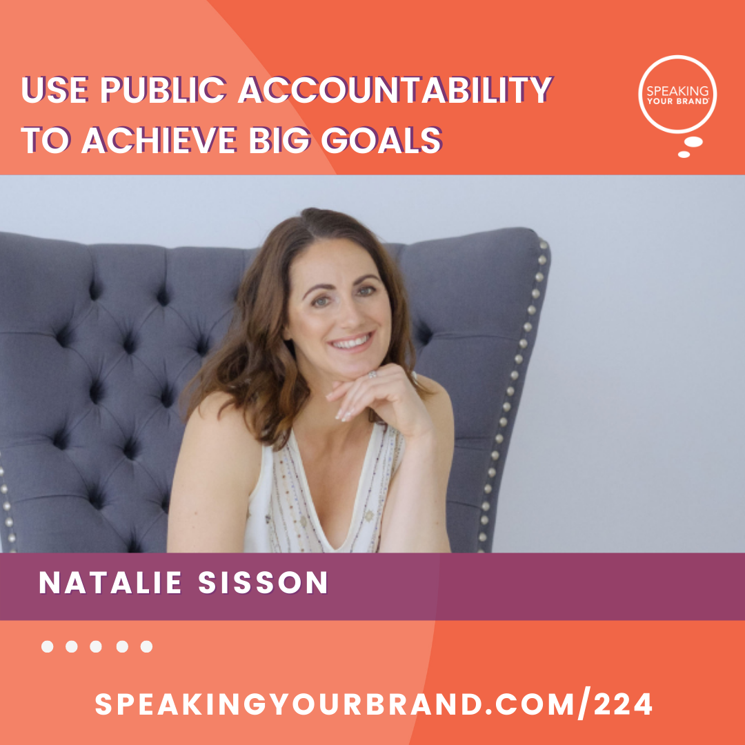 Natalie Sisson at Speaking Your Brand