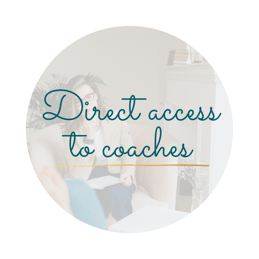 Direct access to coaches