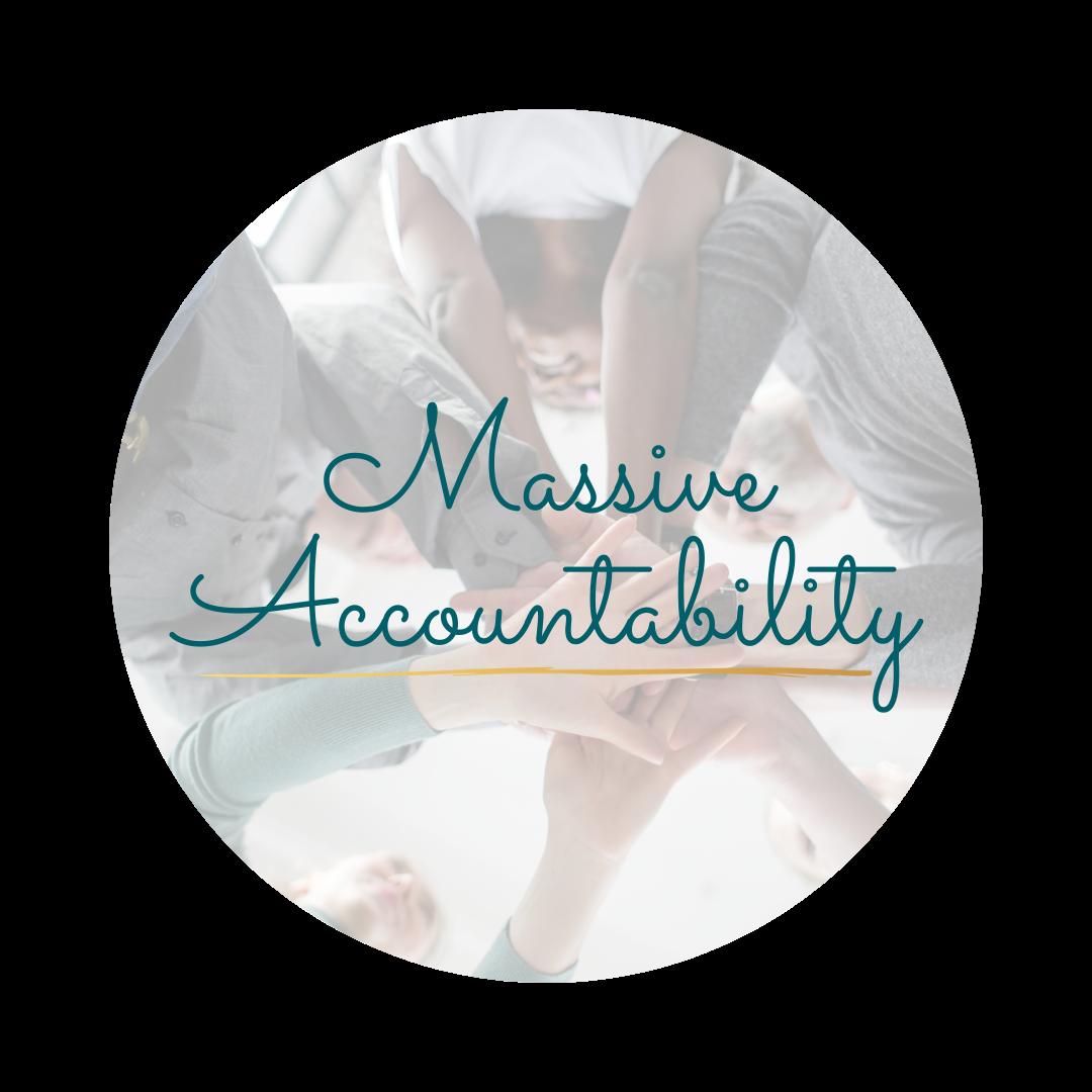 Massive Accountability